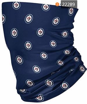 Hockey Team Logo Neck Gaiter Face Covering (22289)