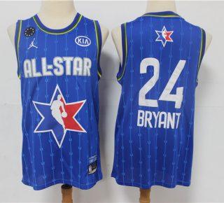 Kobe Bryant 2020 All-Star Game Swingman Basketball Jersey - Blue