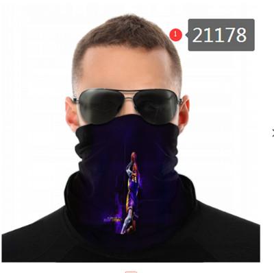Kobe Bryant Neck Gaiter Face Covering (21178)