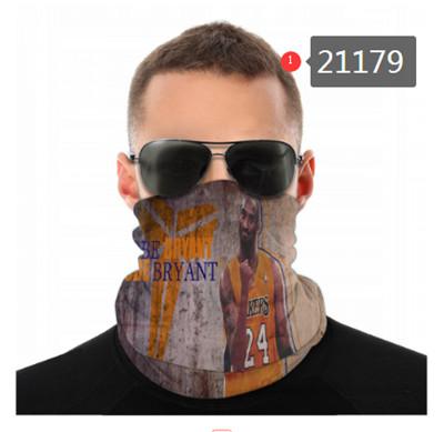 Kobe Bryant Neck Gaiter Face Covering (21179)