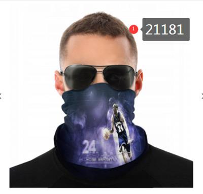 Kobe Bryant Neck Gaiter Face Covering (21181)
