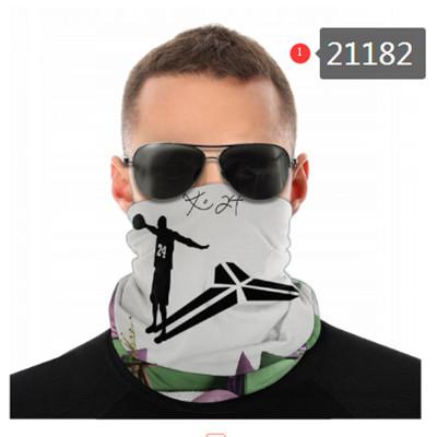 Kobe Bryant Neck Gaiter Face Covering (21182)