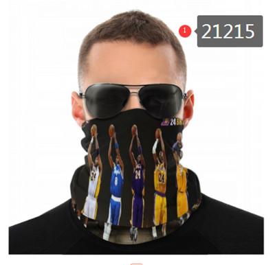 Kobe Bryant Neck Gaiter Face Covering (21215)