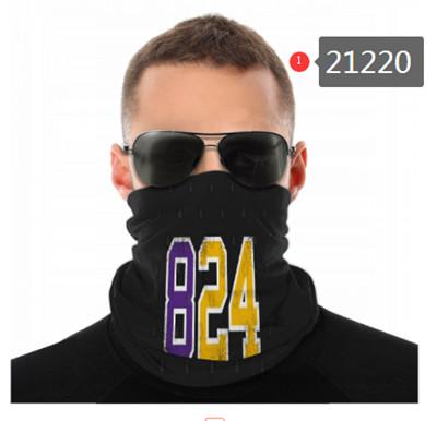 Kobe Bryant Neck Gaiter Face Covering (21220)