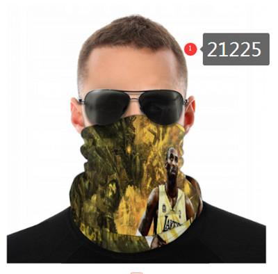Kobe Bryant Neck Gaiter Face Covering (21225)