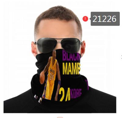 Kobe Bryant Neck Gaiter Face Covering (21226)
