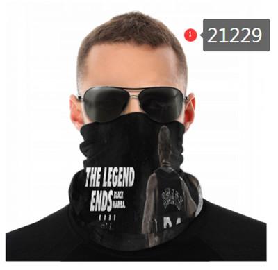 Kobe Bryant Neck Gaiter Face Covering (21229)