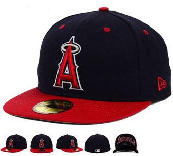 Los Angeles Angels Hats-02