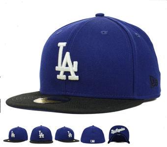 Los Angeles Dodgers Hats-01