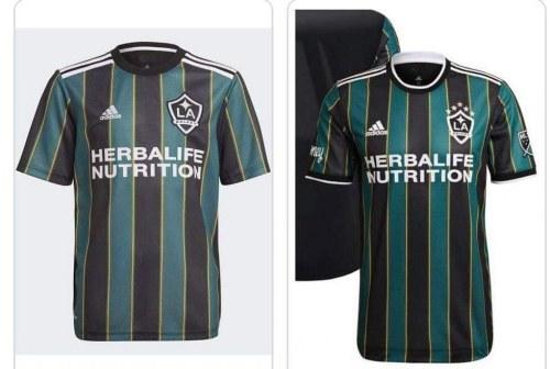 Los Angeles Galaxy Blank 2021 Soccer Jersey