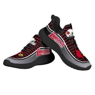 Men's Arizona Cardinals Mesh Knit Sneakers 1