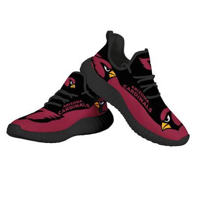 Men's Arizona Cardinals Mesh Knit Sneakers 4