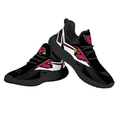 Men's Arizona Cardinals Mesh Knit Sneakers 5