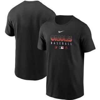 Men's Baltimore Orioles Black Authentic Collection Team Performance T-Shirt