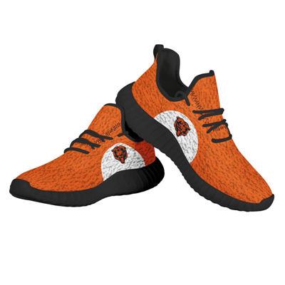 Men's Chicago Bears Mesh Knit Sneakers 9