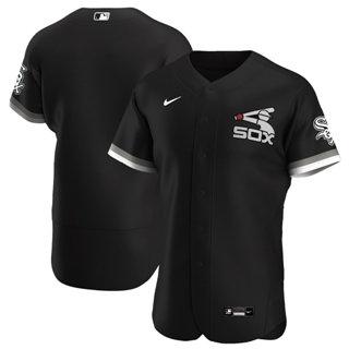 Men's Chicago White Sox 2020 Black Alternate Authentic Team Baseball Jersey