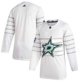 Men's Dallas Stars White 2020 Hockey All-Star Game Authentic Jersey