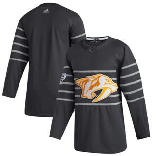 Men's Nashville Predators Gray 2020 Hockey All-Star Game Authentic Jersey