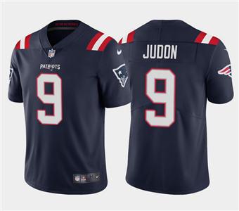 Men's New England Patriots #9 Matt Judon Navy Vapor Untouchable Limited Stitched Football Jersey