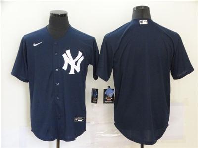 Men's New York Yankees 2020 Navy Alternate Authentic Baseball Team Jersey