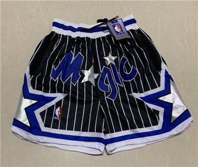 Men's Orlando Magic Hardwood Classics Stitched Basketball Short 1