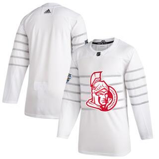 Men's Ottawa Senators White 2020 Hockey All-Star Game Authentic Jersey
