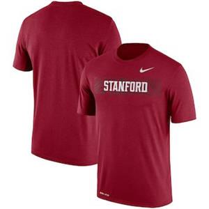 Men's Stanford Cardinal  Sideline Seismic Legend Performance T-Shirt – Cardinal