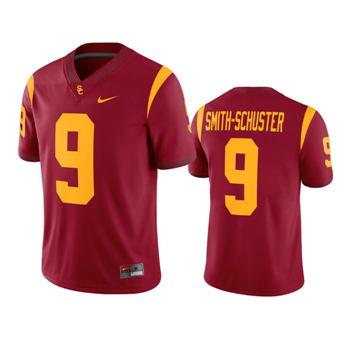 Men's USC Trojans Cardinal JuJu Smith-Schuster Game College Football Jersey