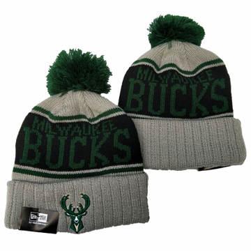 Milwaukee Bucks 2019 Team Logo Stitched Knit Hat Beanie YD