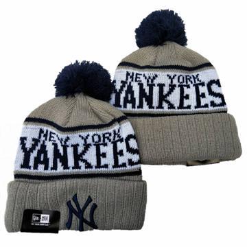 New York Yankees 2019 Team Logo Stitched Knit Hat Beanie YD