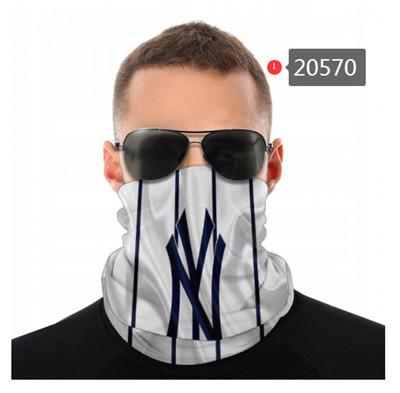 New York Yankees Neck Gaiter Face Covering (20570)