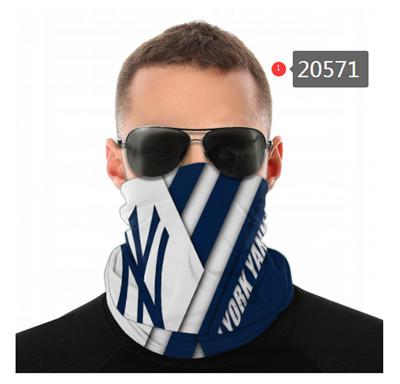 New York Yankees Neck Gaiter Face Covering (20571)
