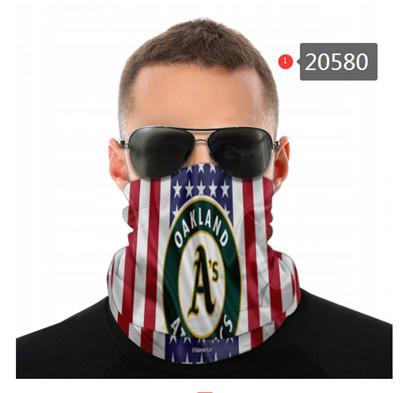 Oakland Athletics Neck Gaiter Face Covering (20580)