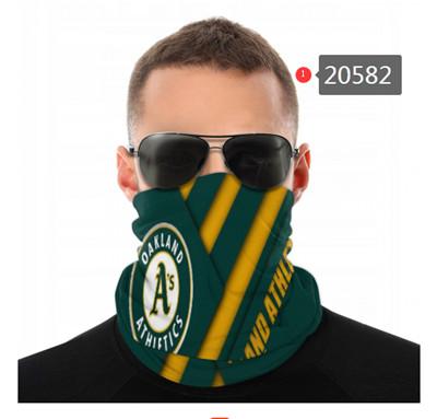 Oakland Athletics Neck Gaiter Face Covering (20582)