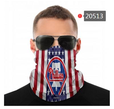 Philadelphia Phillies Neck Gaiter Face Covering (20513)