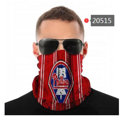 Philadelphia Phillies Neck Gaiter Face Covering (20515)