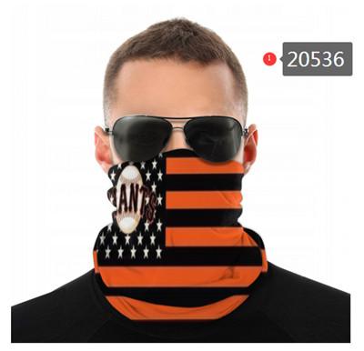 San Francisco Giants Neck Gaiter Face Covering (20536)