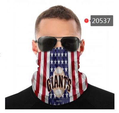 San Francisco Giants Neck Gaiter Face Covering (20537)