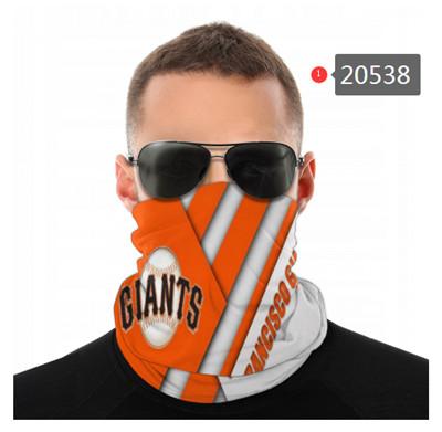 San Francisco Giants Neck Gaiter Face Covering (20538)