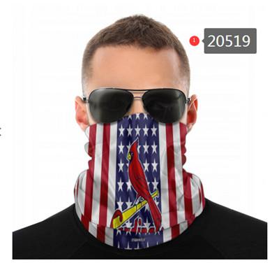 St. Louis Cardinals Neck Gaiter Face Covering (20519)