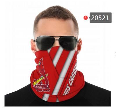 St. Louis Cardinals Neck Gaiter Face Covering (20521)