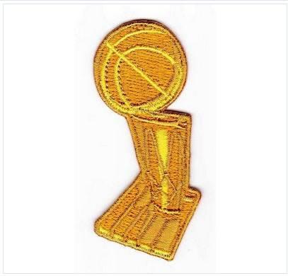 Stitched Basketball Finals Championship Jersey Patch