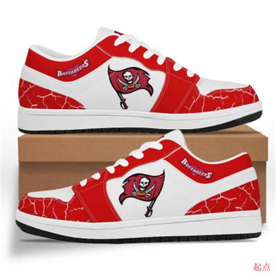 Tampa Bay Buccaneers 2020 Football Team Logo Sneakers