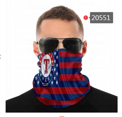 Texas Rangers Neck Gaiter Face Covering (20551)