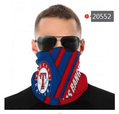 Texas Rangers Neck Gaiter Face Covering (20552)