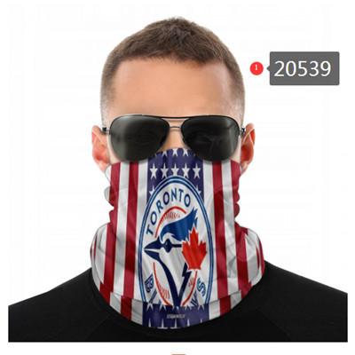 Toronto Blue Jays Neck Gaiter Face Covering (20539)