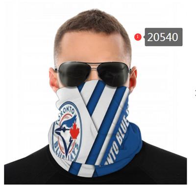 Toronto Blue Jays Neck Gaiter Face Covering (20540)