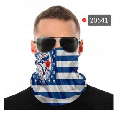 Toronto Blue Jays Neck Gaiter Face Covering (20541)