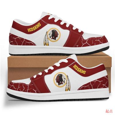 Washington Redskins 2020 Football Team Logo Sneakers