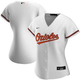 Women's Baltimore Orioles Home 2020 Baseball Team Jersey White